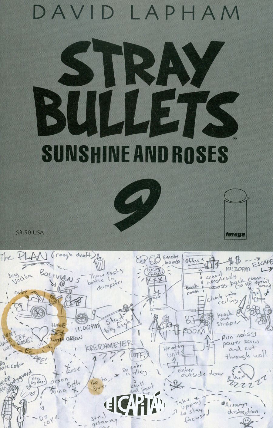 Stray Bullets Sunshine And Roses #9