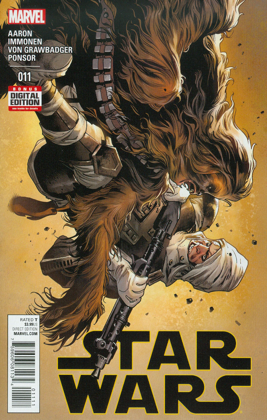 Star Wars Vol 4 #11 Cover A Regular Stuart Immonen Cover