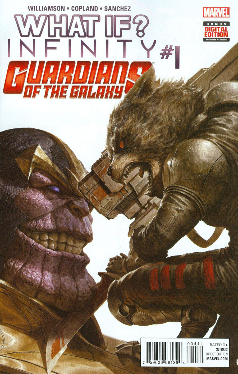 What If Infinity Guardians Of The Galaxy #1