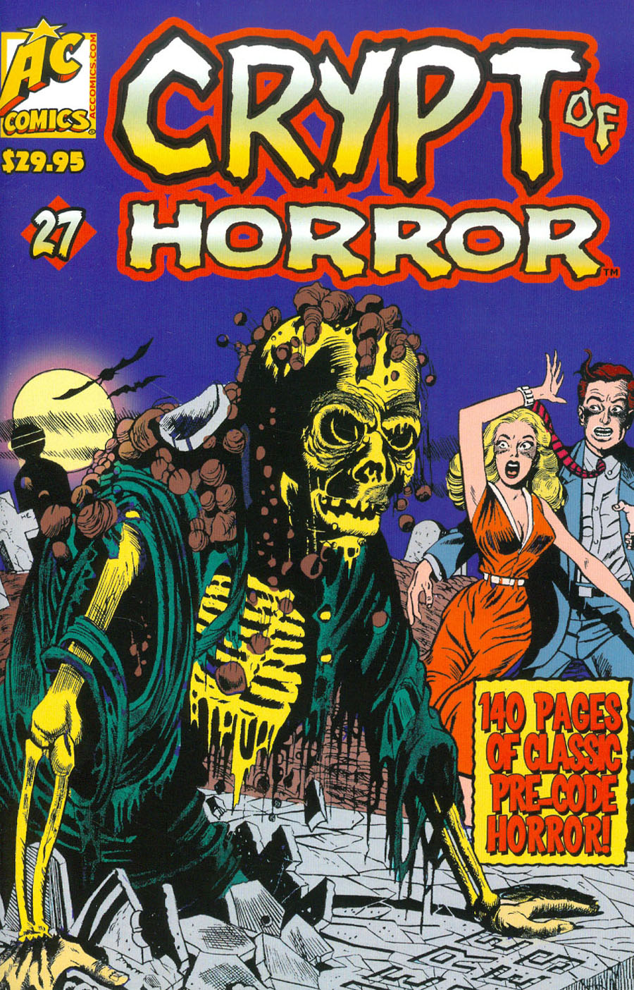 Crypt Of Horror #27