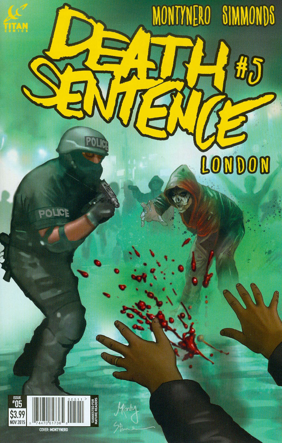 Death Sentence London #5