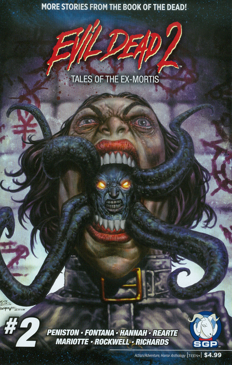 Evil Dead 2 Tales Of The Ex-Mortis #2