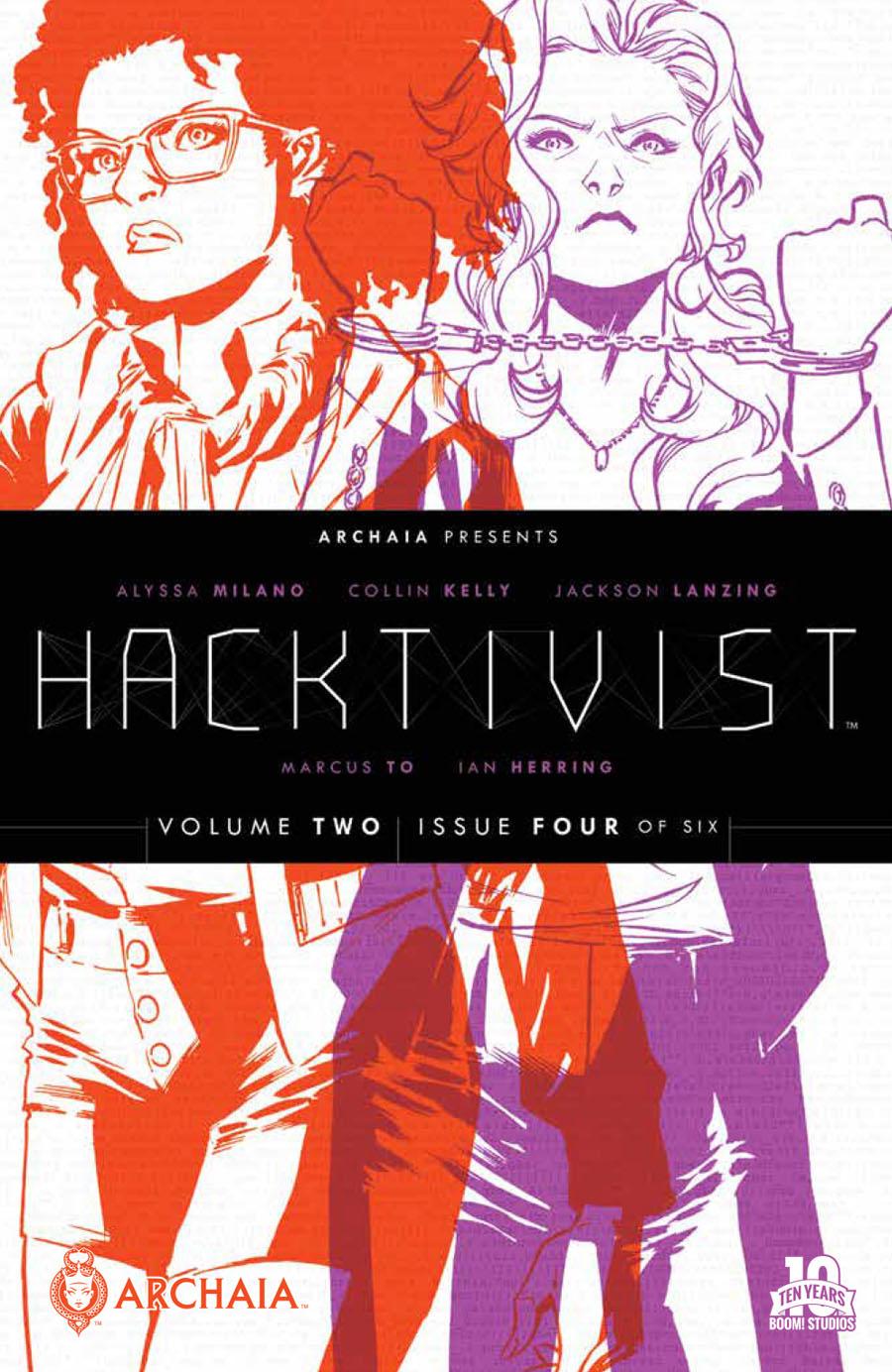 Hacktivist Vol 2 #4