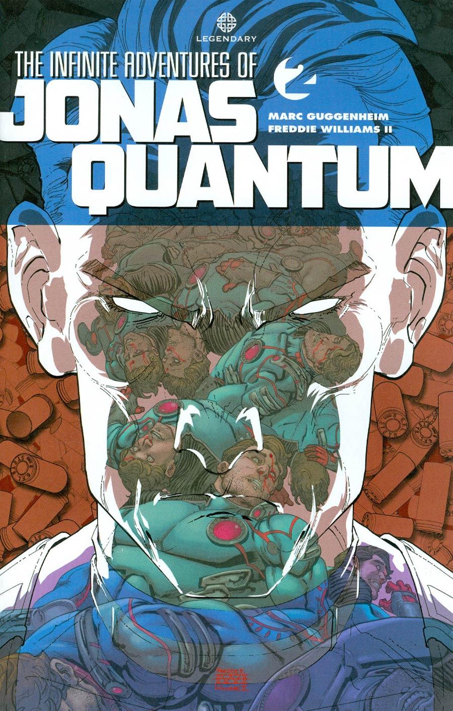 Infinite Adventures Of Jonas Quantum #2