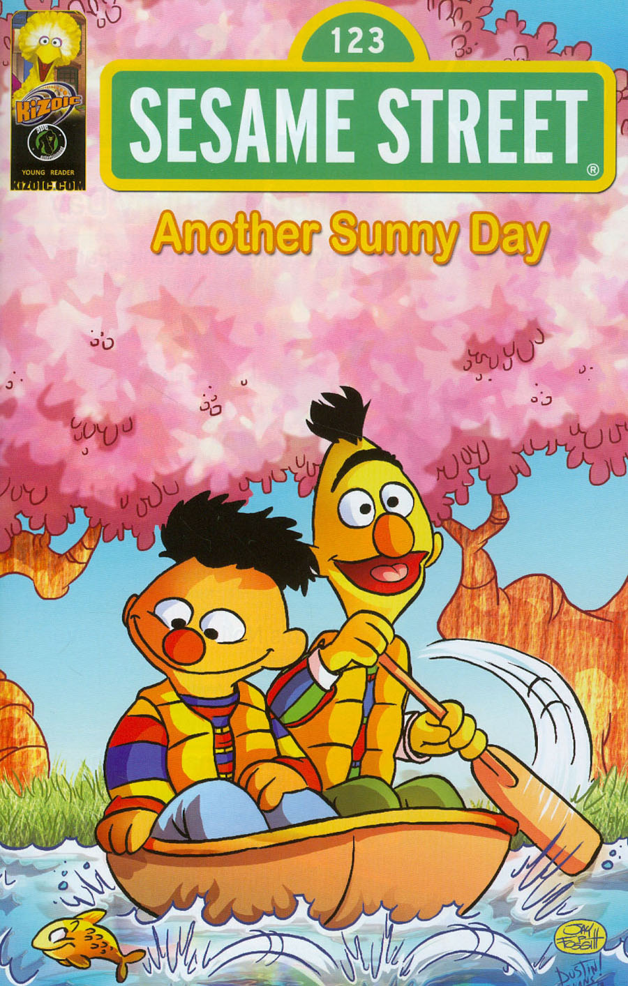 Sesame Street Another Sunny Day #1