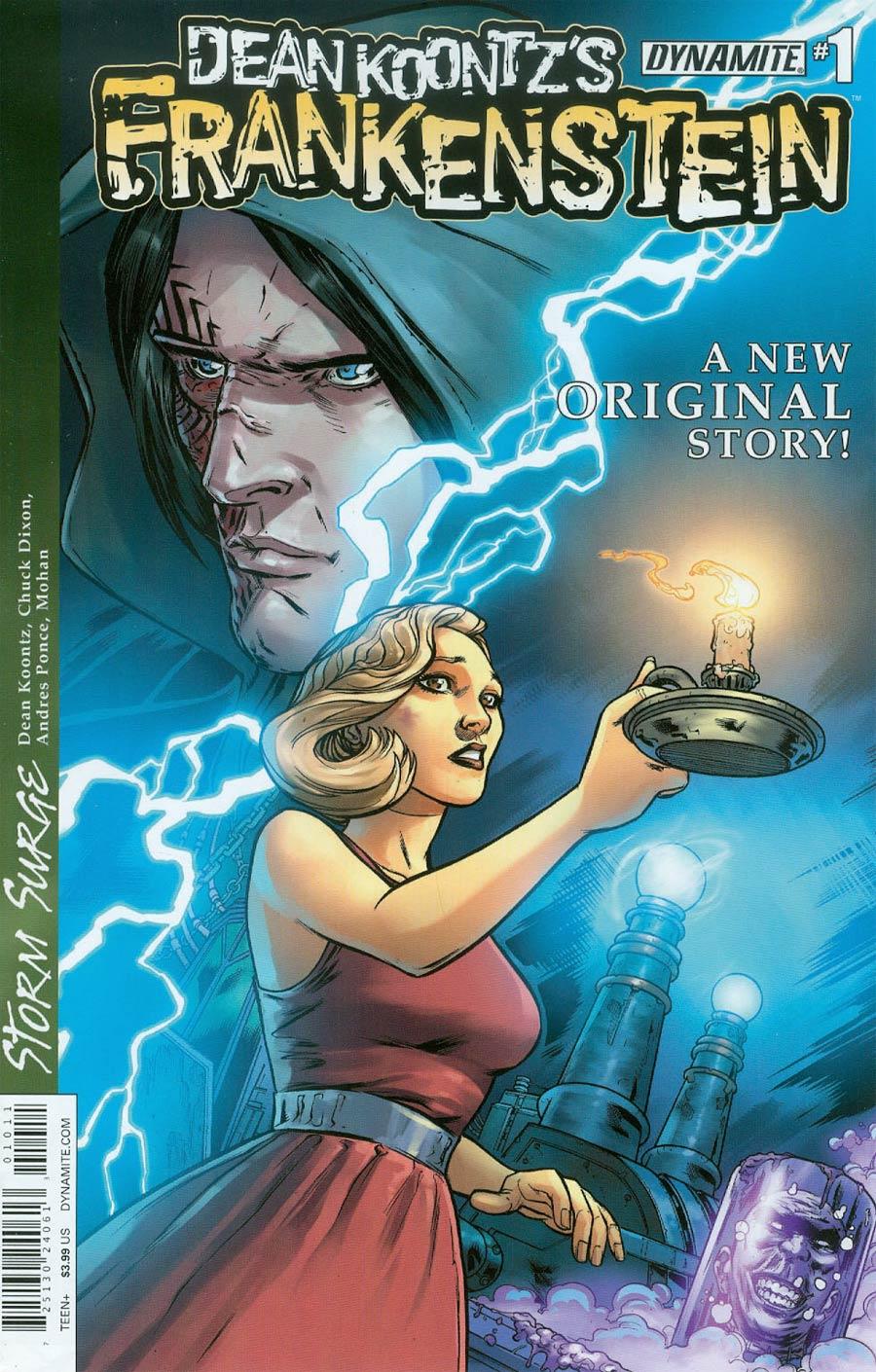 Dean Koontzs Frankenstein Storm Surge #1