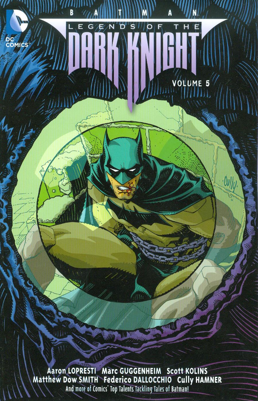 Batman Legends Of The Dark Knight Vol 5 TP