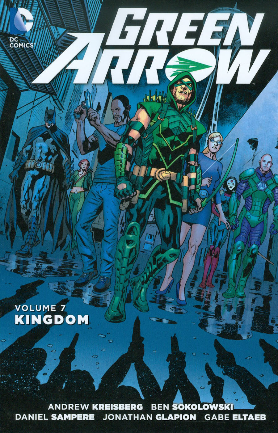 Green Arrow (New 52) Vol 7 Kingdom TP