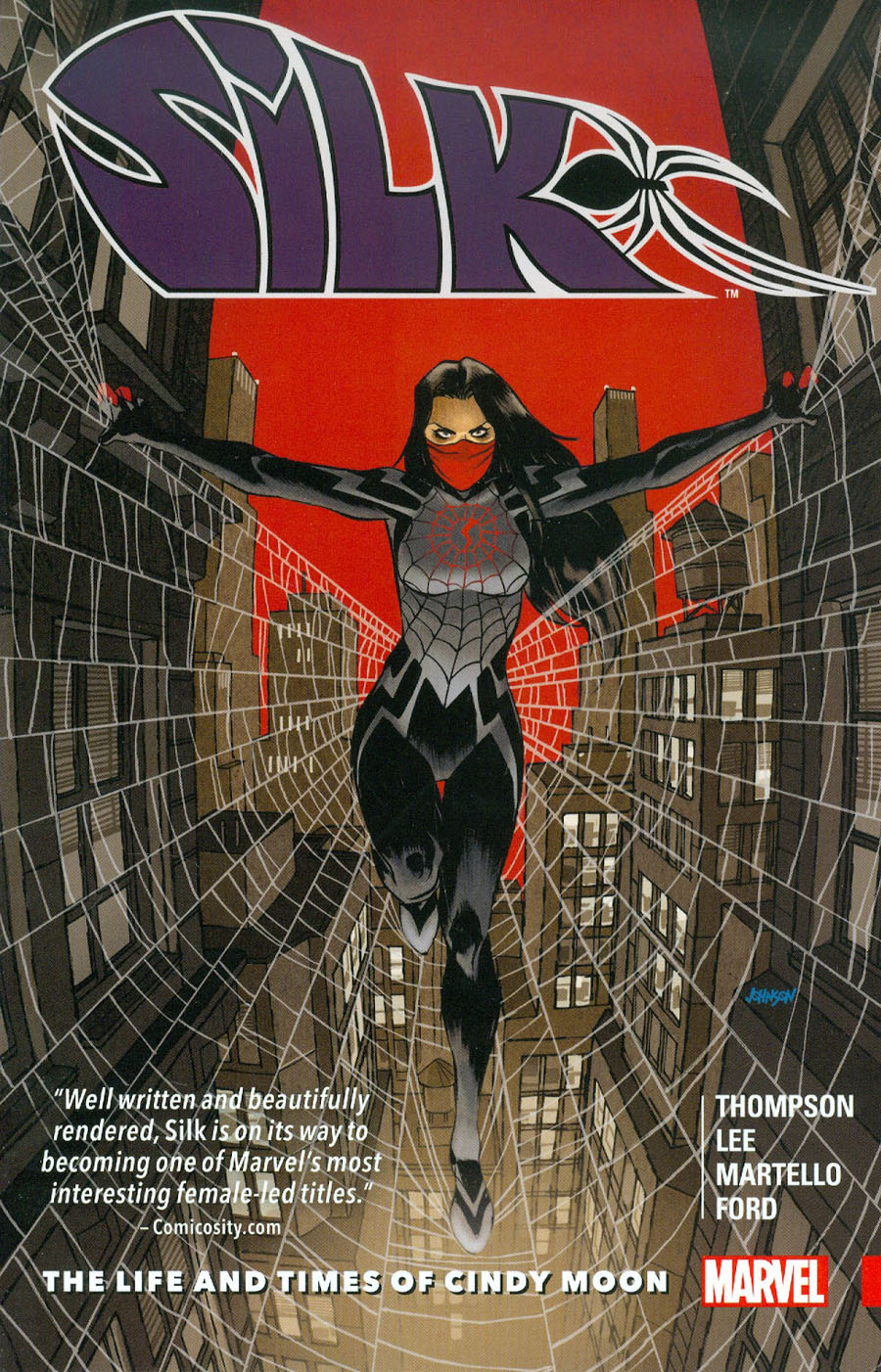 Silk Vol 0 Life And Times Of Cindy Moon TP