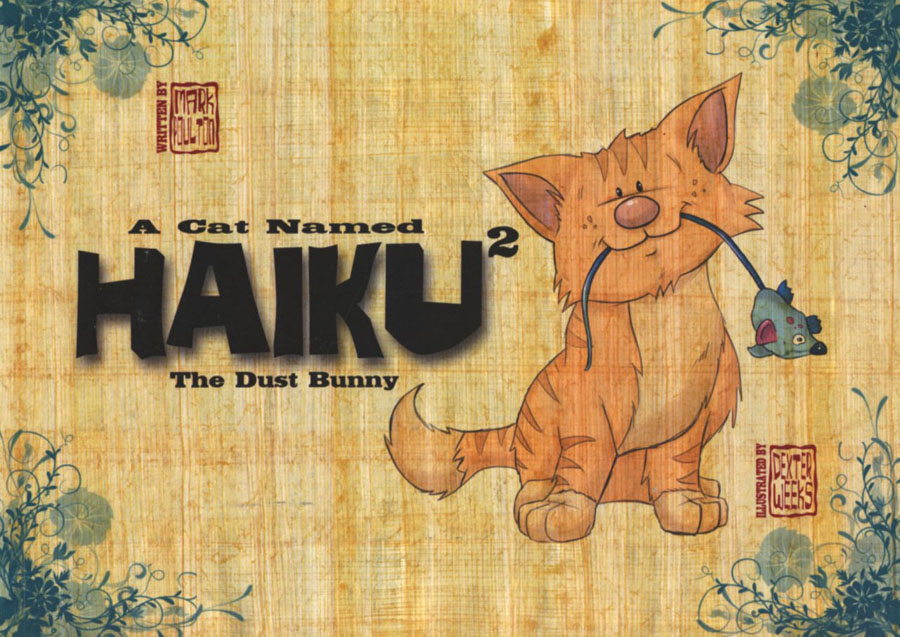 Cat Named Haiku Vol 2 Dust Bunny GN