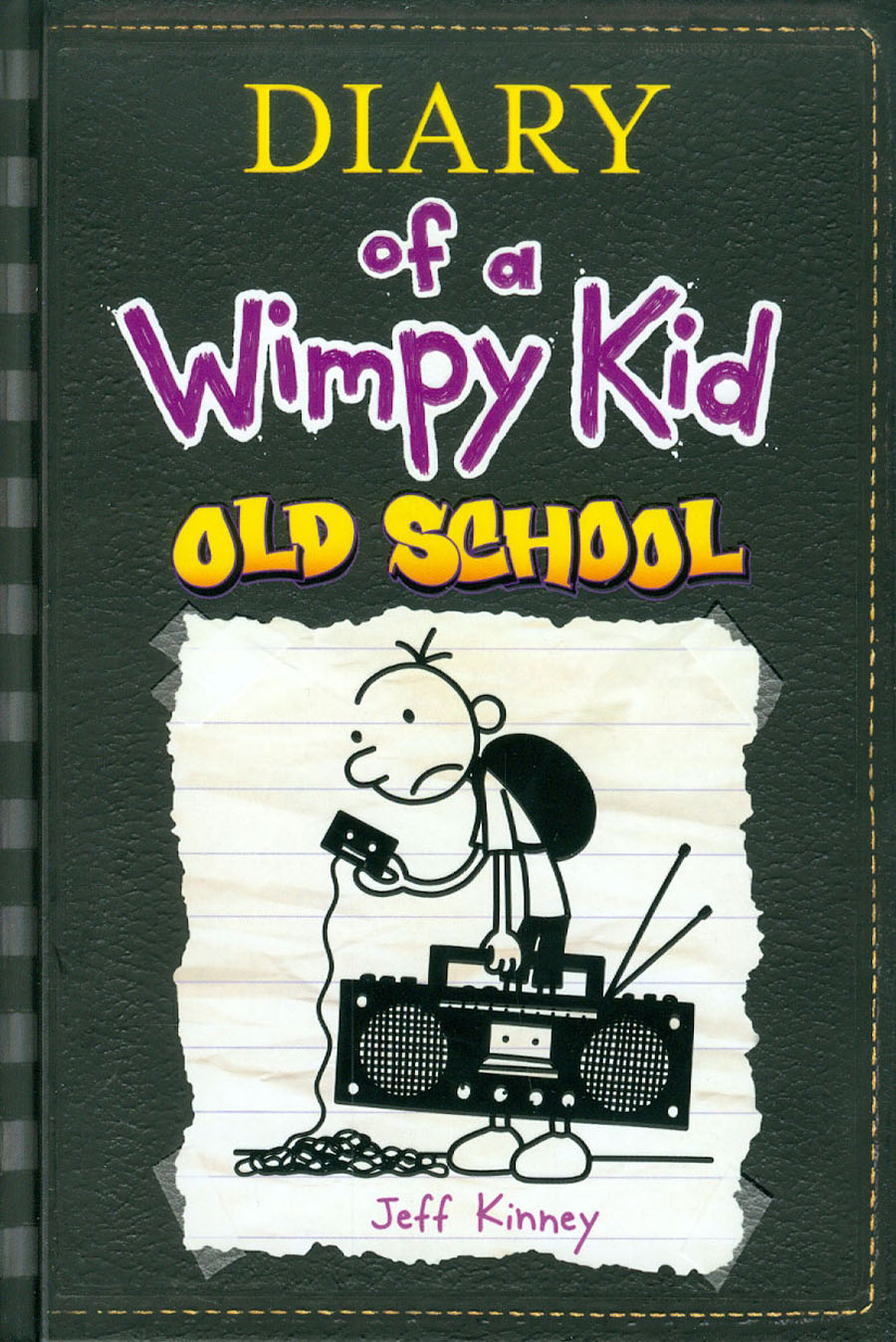 Diary Of A Wimpy Kid Vol 10 Old School HC