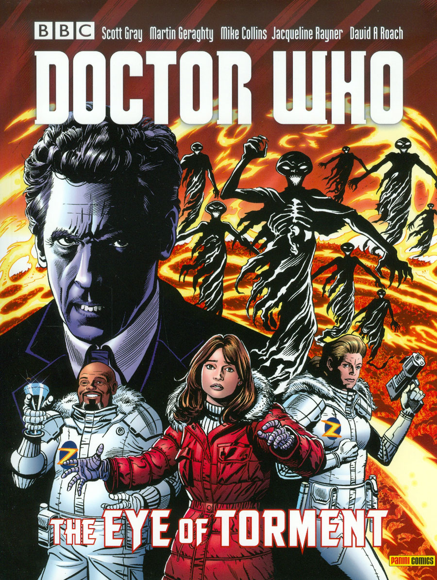 Doctor Who Eye Of Torment TP