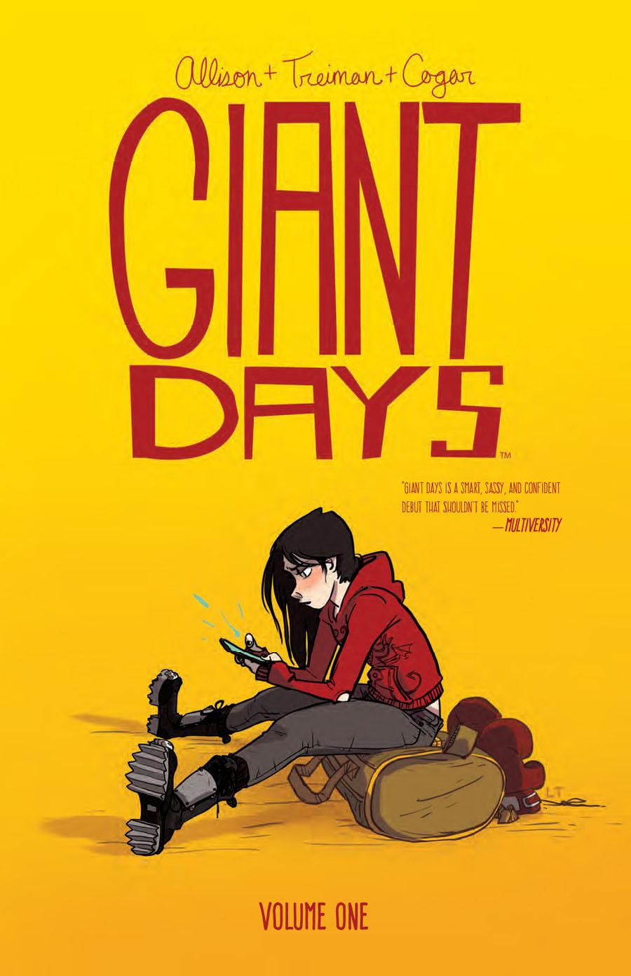 Giant Days Vol 1 TP