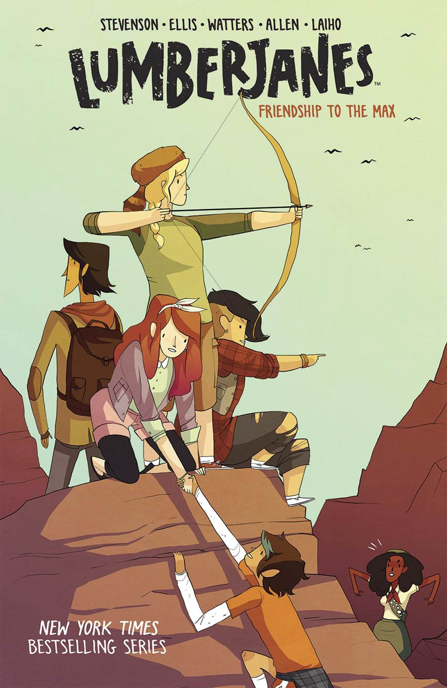 Lumberjanes Vol 2 Friendship To The Max TP