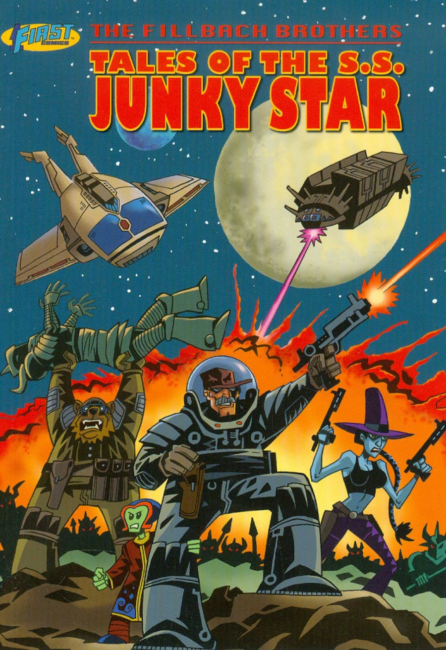 Tales Of The SS Junky Star GN