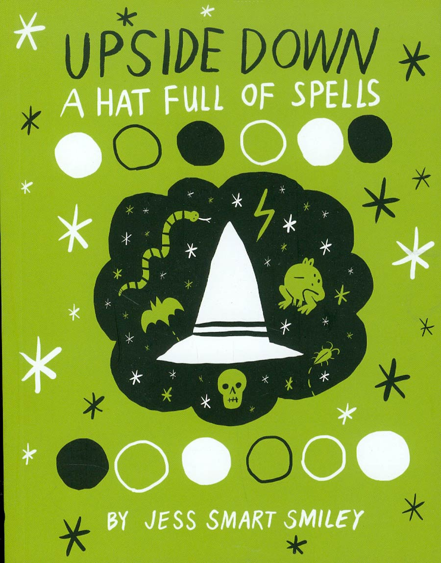 Upside Down Book 2 A Hat Full Of Spells GN