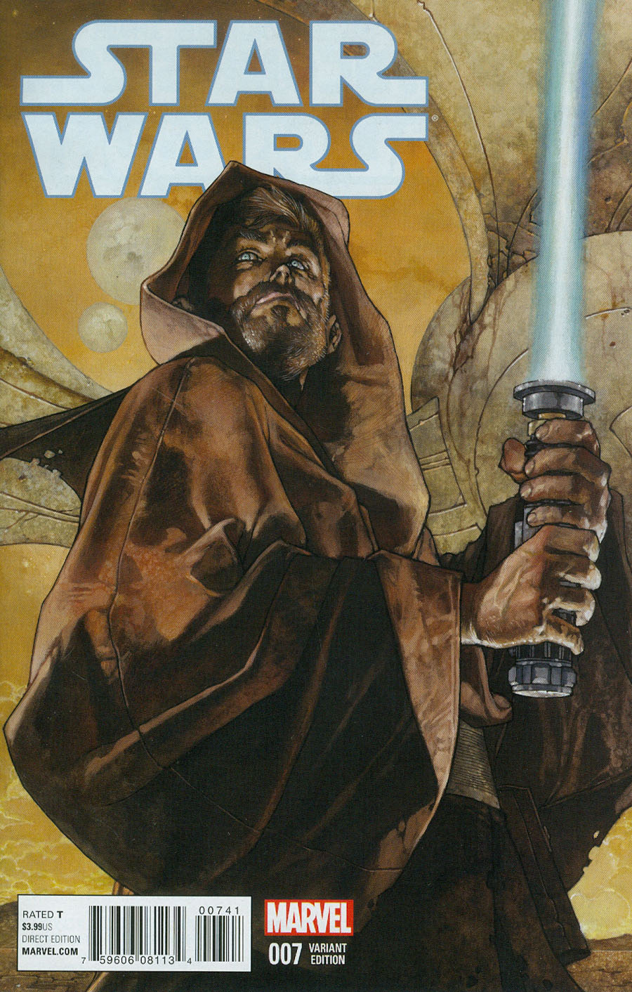 Star Wars Vol 4 #7 Cover C Incentive Simone Bianchi Variant Cover
