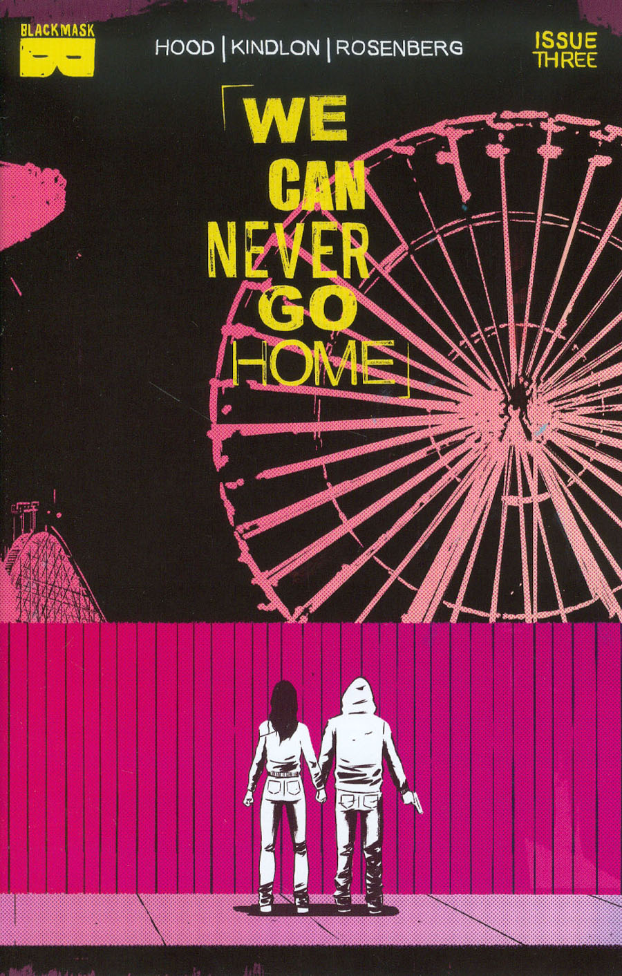 We Can Never Go Home #3 Cover B 2nd Ptg
