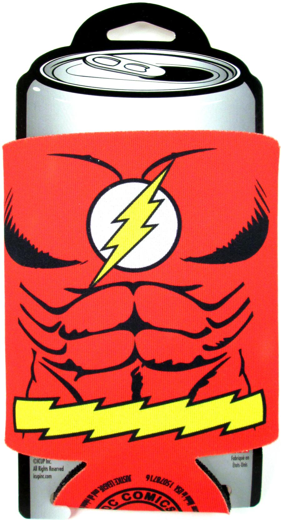 DC Comics Huggie Flash Character Chest