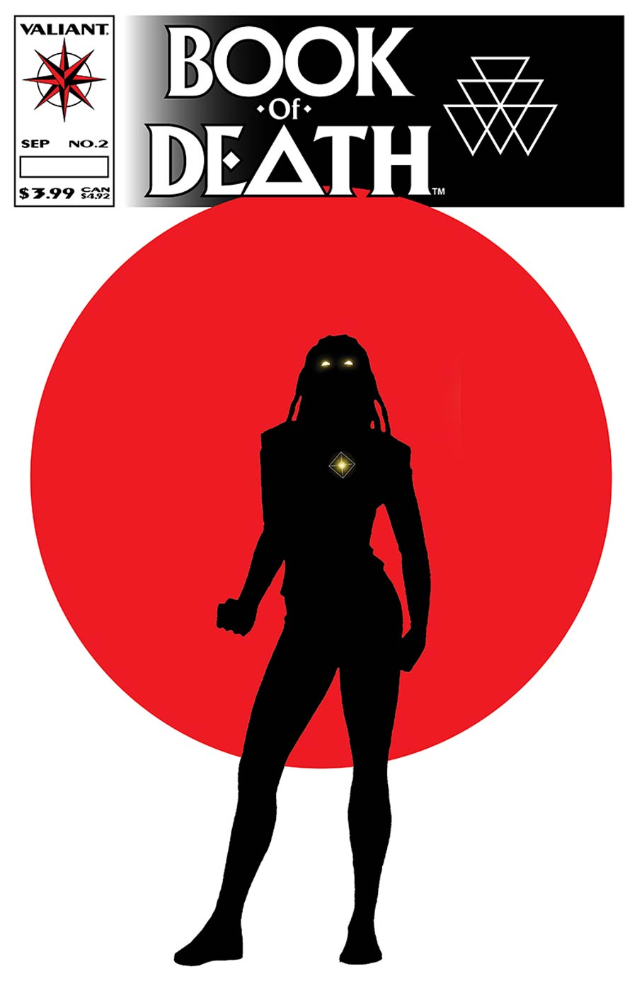 Book Of Death #2 Cover E Incentive Pere Perez Valiant Icons Variant Cover