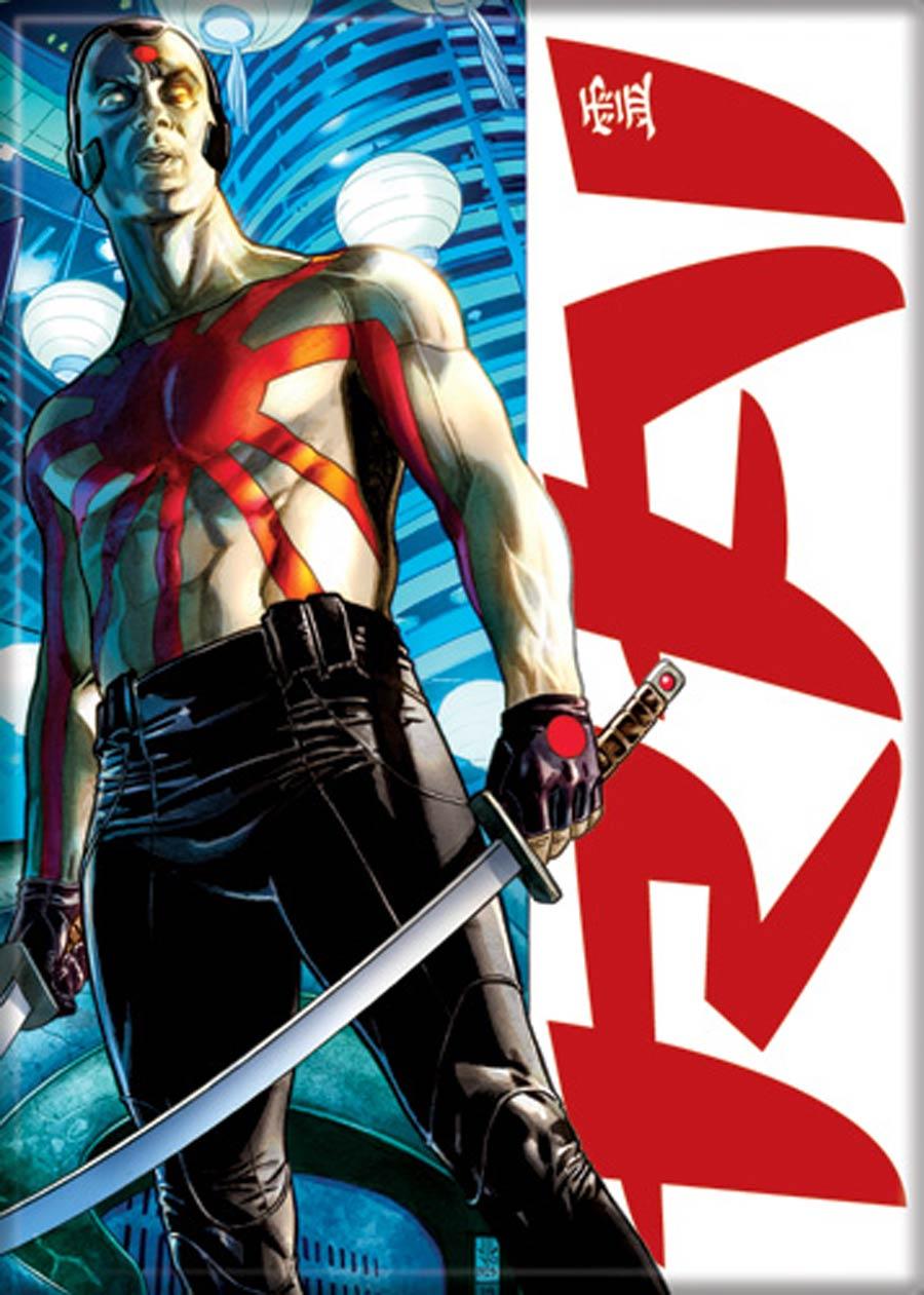 Valiant Comics 2.5x3.5-inch Magnet - Rai 1 Variant (71625V)