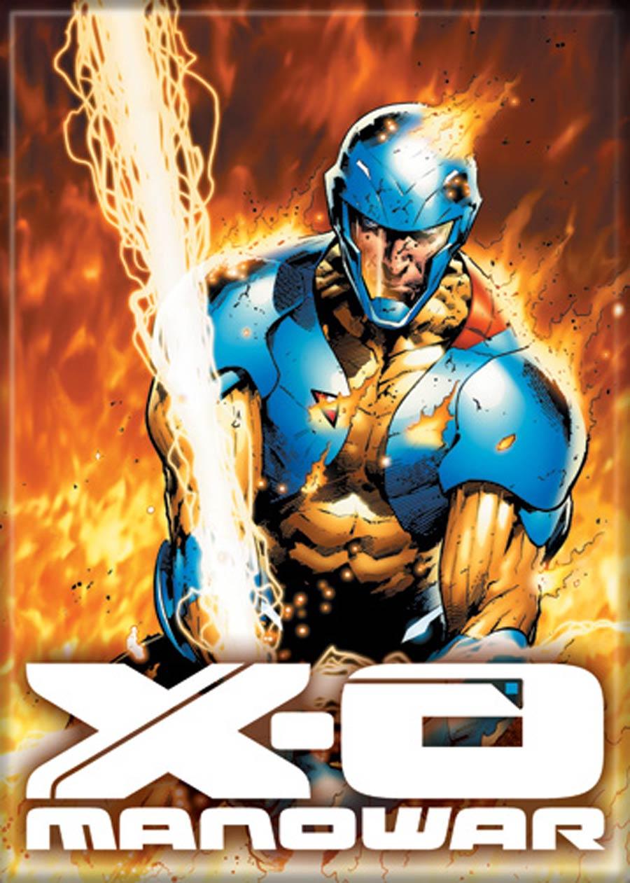 Valiant Comics 2.5x3.5-inch Magnet - X-O Manowar 8 (71631V)