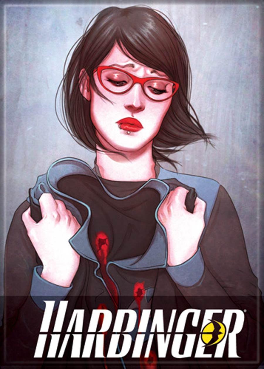 Valiant Comics 2.5x3.5-inch Magnet - Harbinger (71642V)