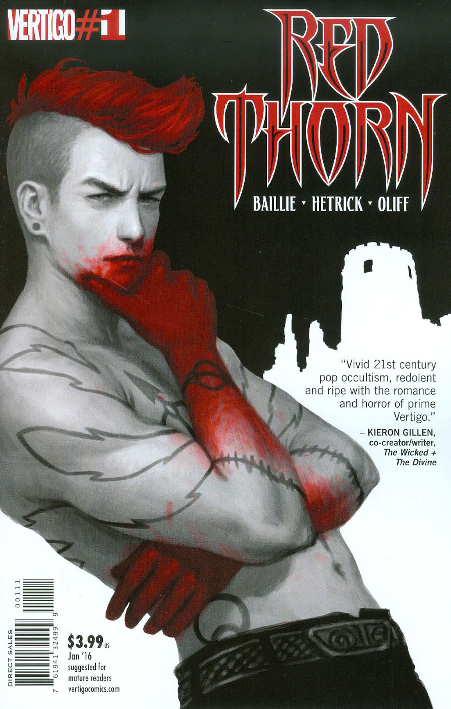 Red Thorn #1