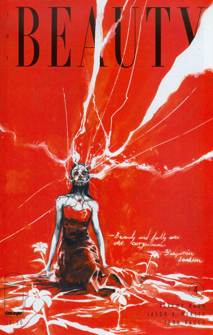 Beauty #4 Cover B Riley Rossmo
