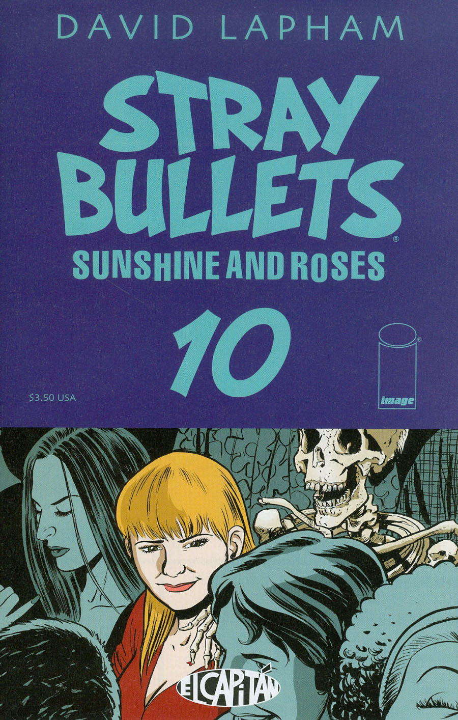 Stray Bullets Sunshine And Roses #10
