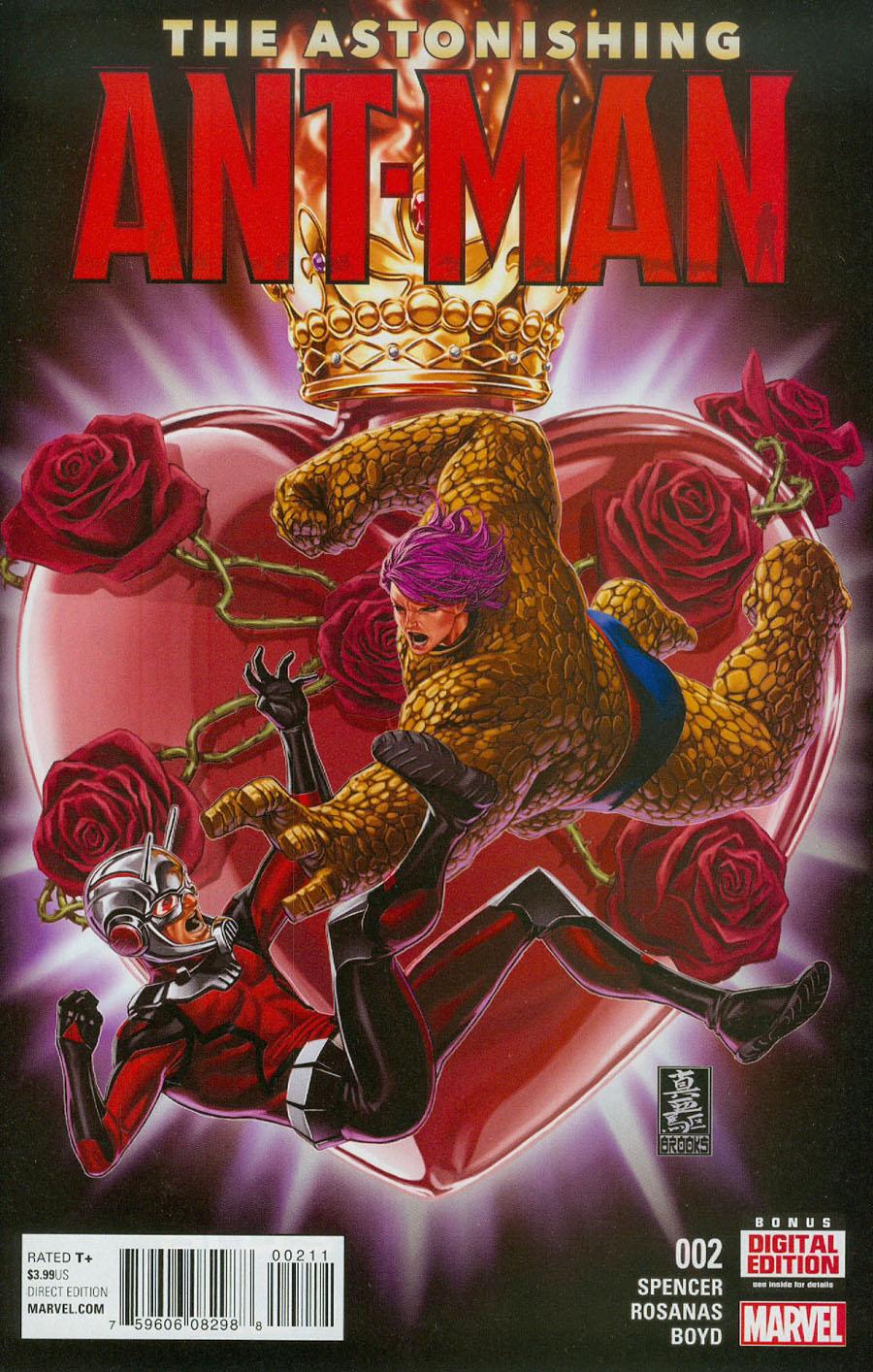 Astonishing Ant-Man #2 Cover A Regular Mark Brooks Cover
