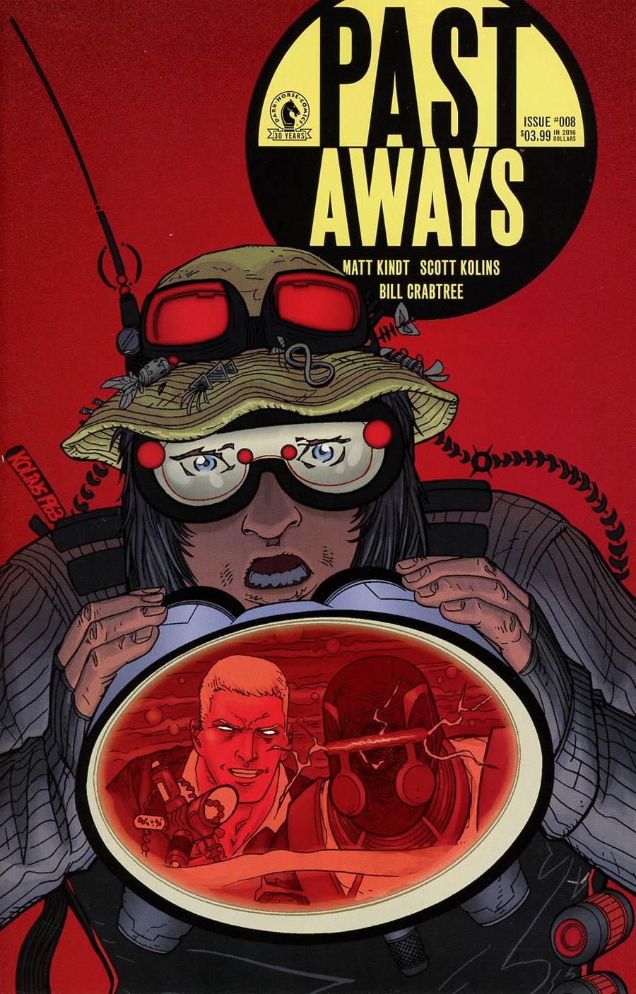 Pastaways #8