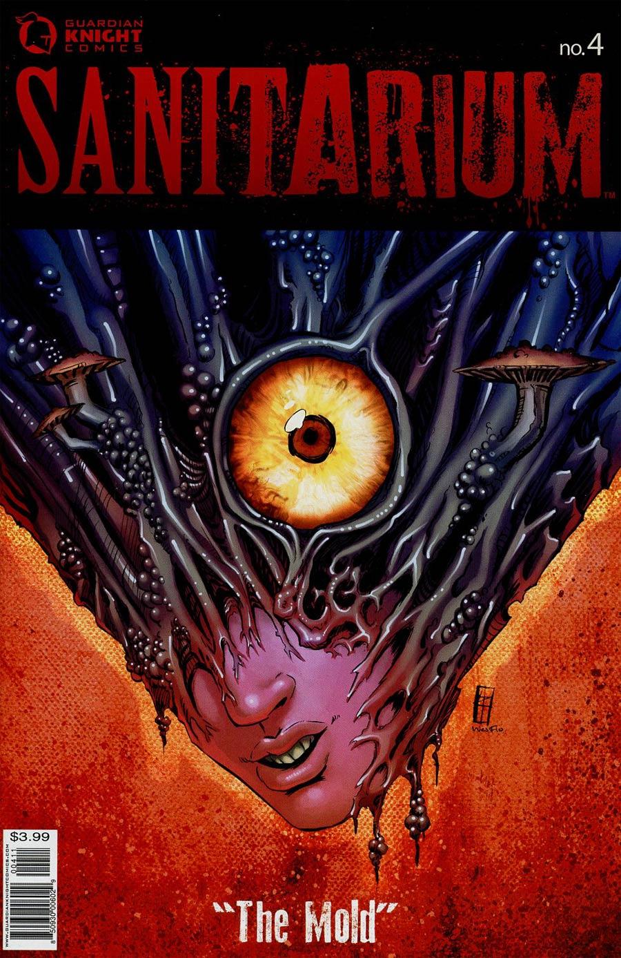 Sanitarium Vol 2 #4