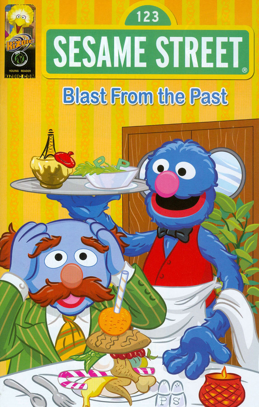 Sesame Street Blast From The Past