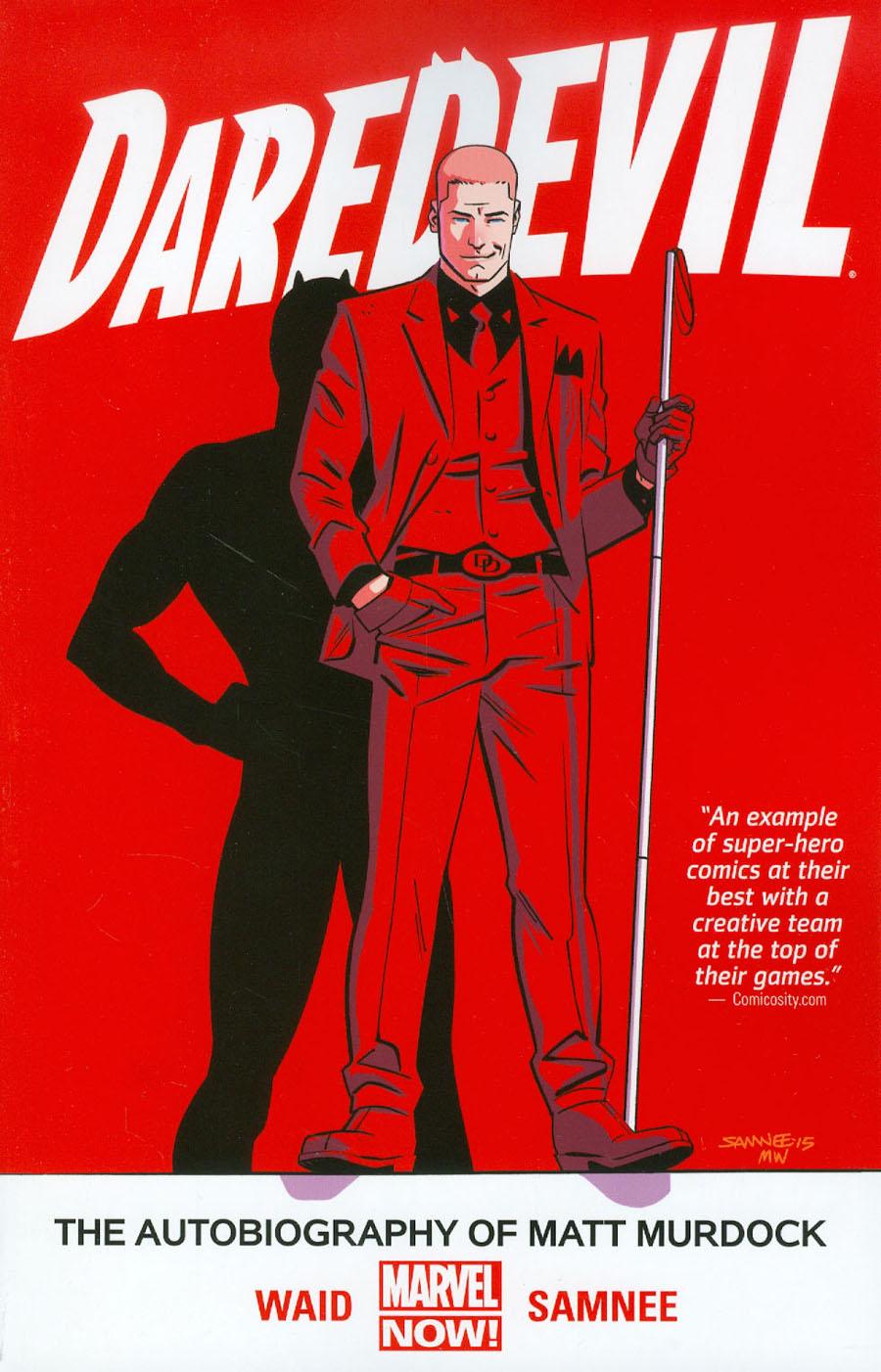 Daredevil Vol 4 Autobiography Of Matt Murdock TP