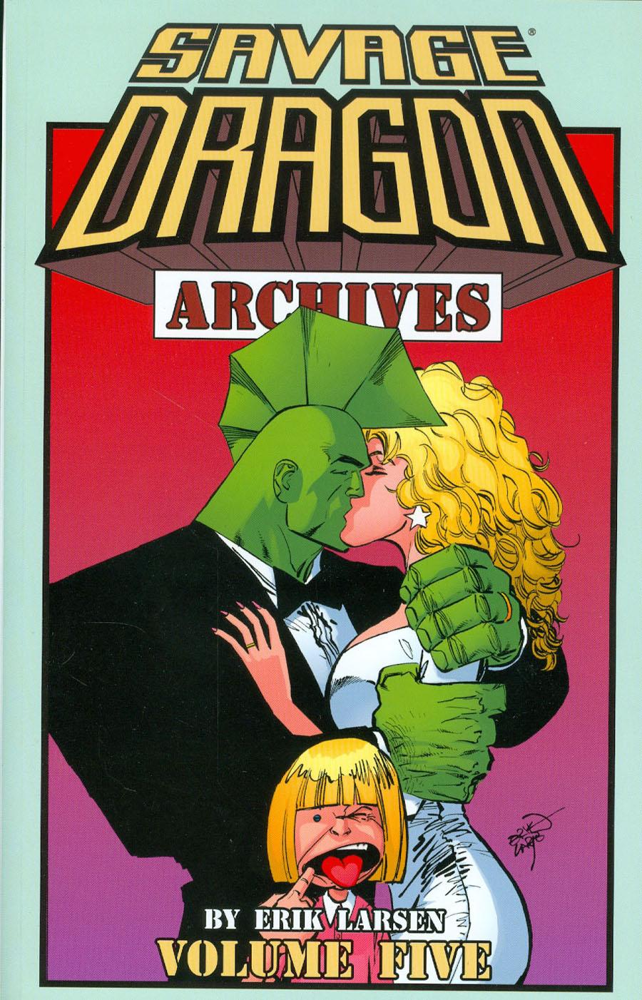 Savage Dragon Archives Vol 5 TP