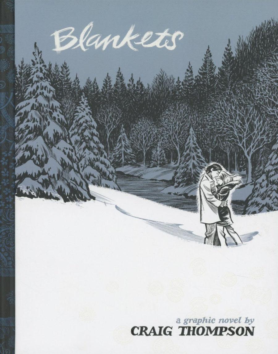 Blankets TP Drawn & Quarterly Edition