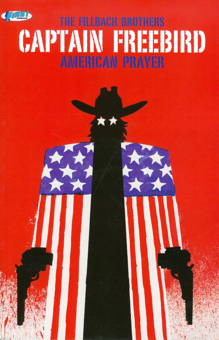 Captain Freebird American Prayer GN