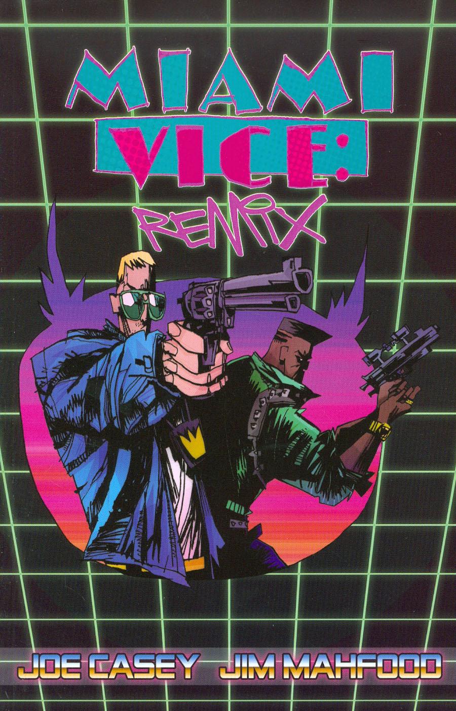 Miami Vice Remix Vol 1 TP