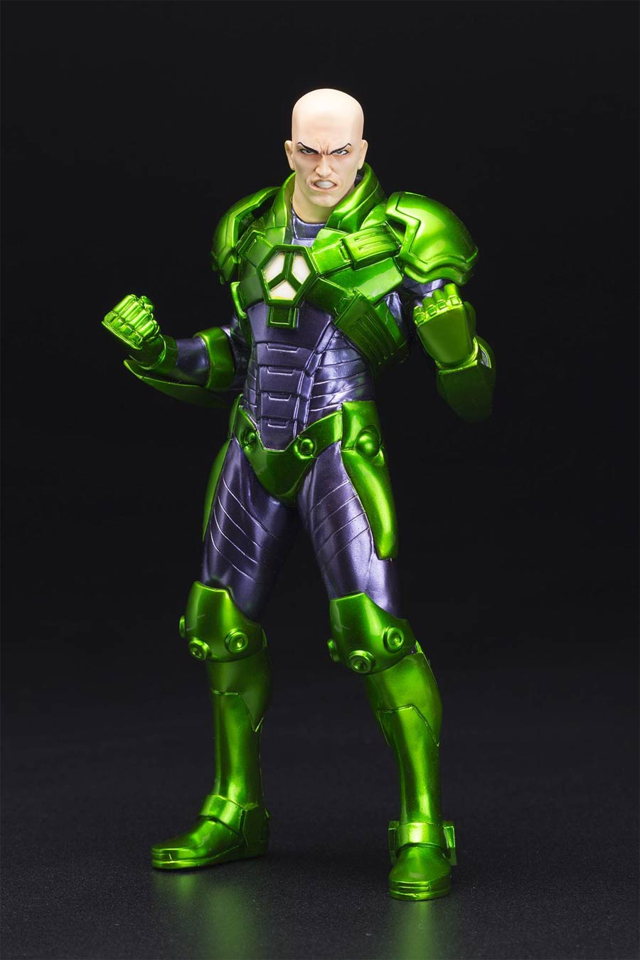 DC Comics New 52 Lex Luthor ARTFX Plus Statue