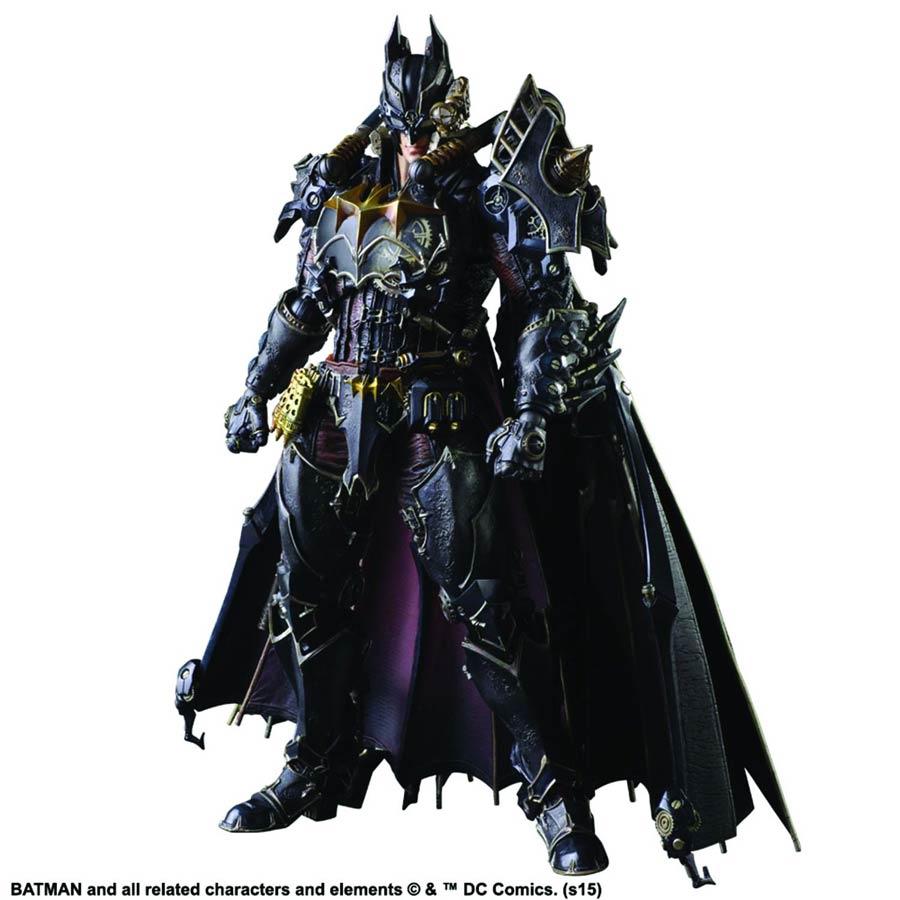 DC Universe Variant Play Arts Kai Action Figure - Batman Steampunk