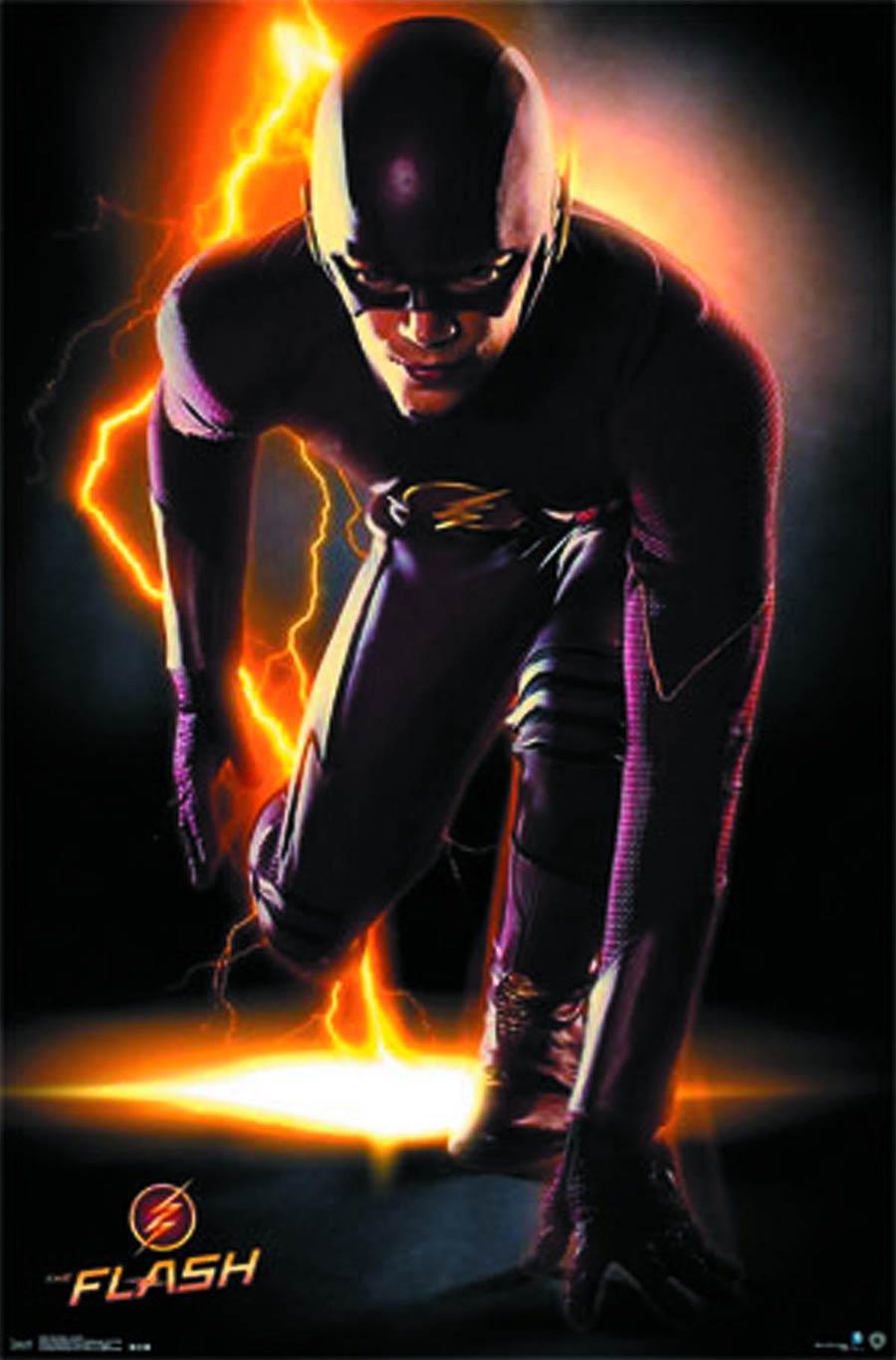 Flash TV 22x52 Poster