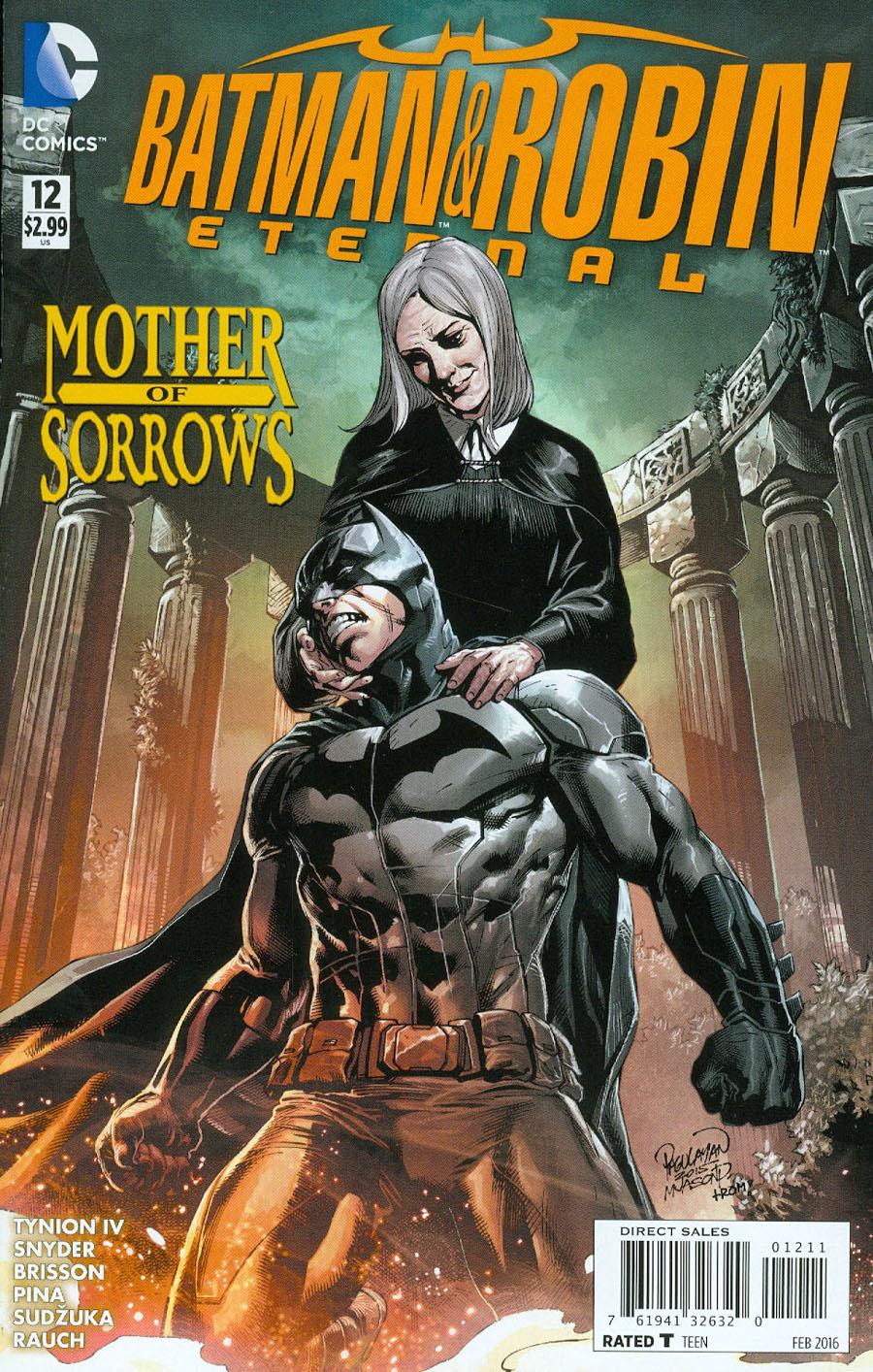 Batman And Robin Eternal #12