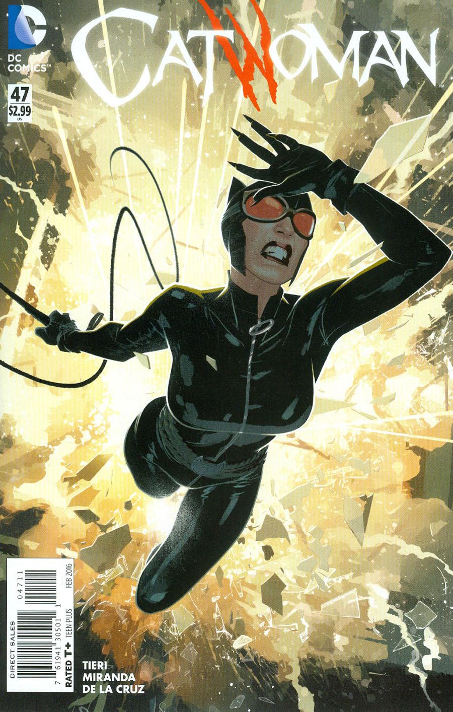 Catwoman Vol 4 #47