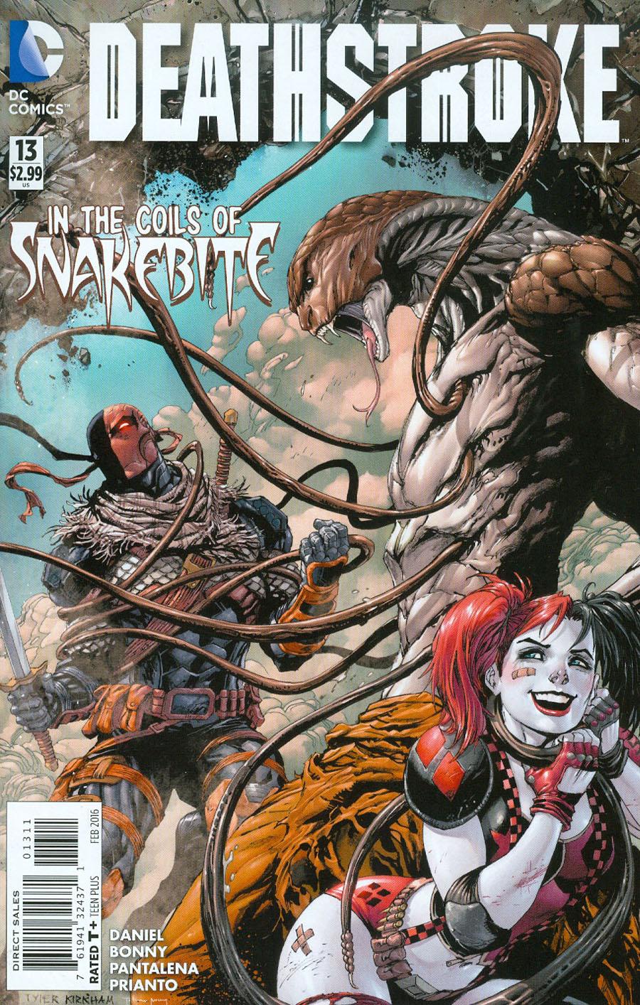 Deathstroke Vol 3 #13