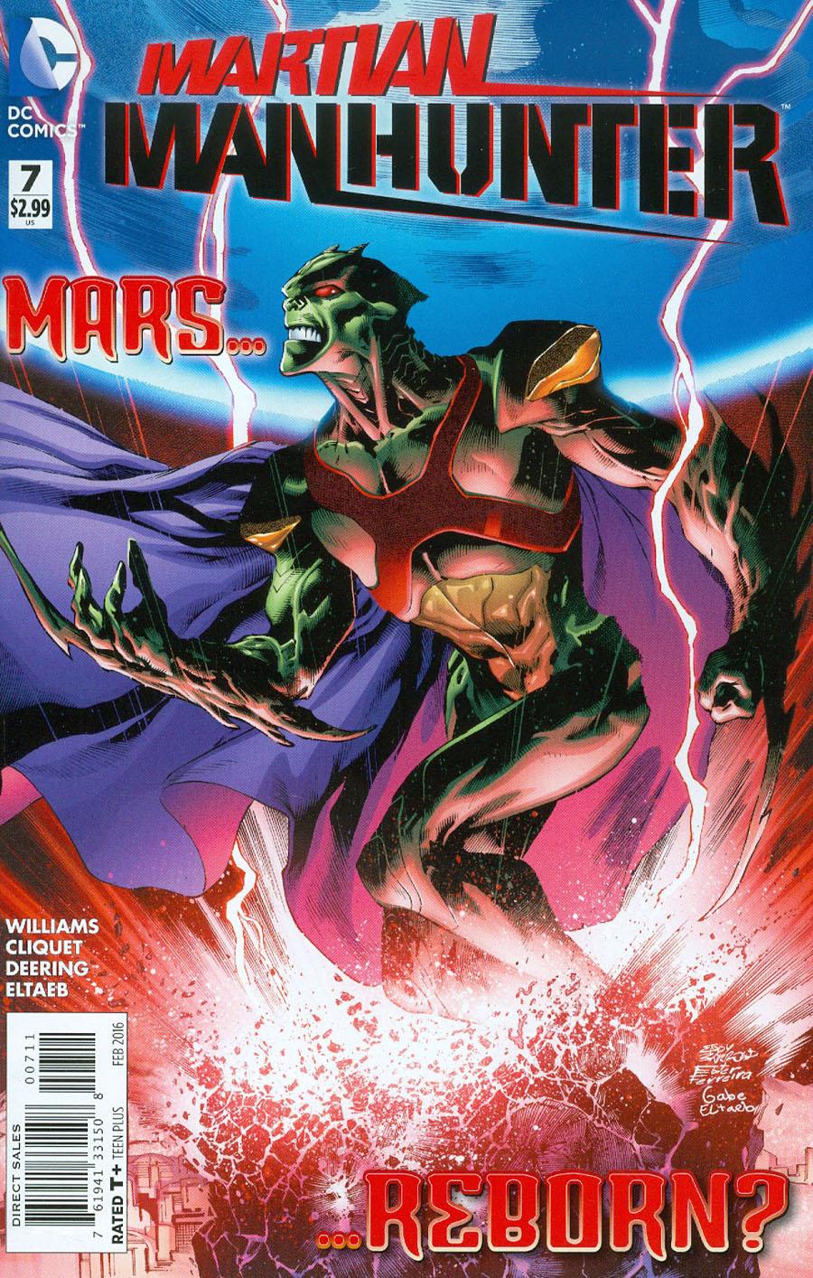 Martian Manhunter Vol 4 #7