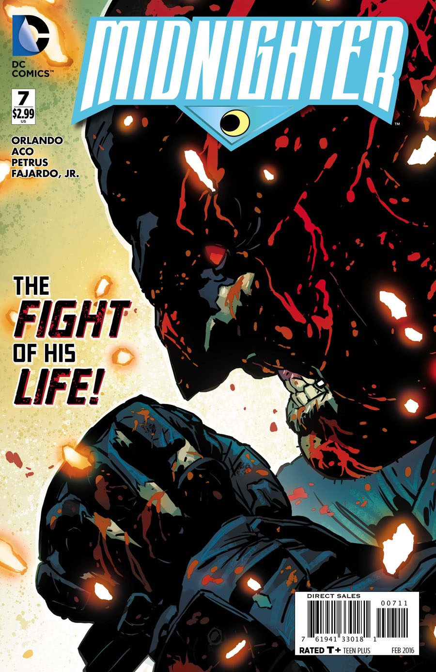 Midnighter Vol 2 #7