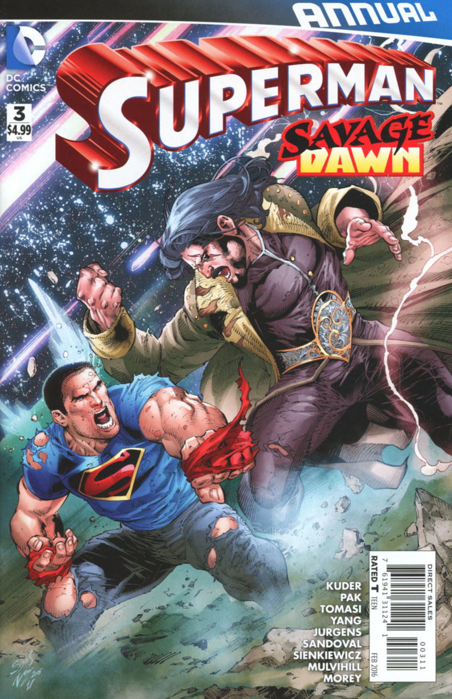 Superman Vol 4 Annual #3