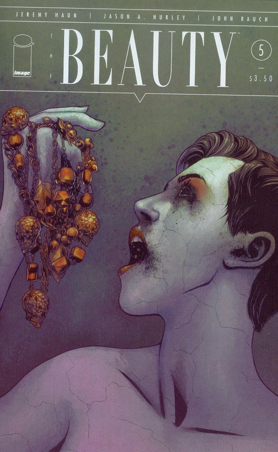 Beauty #5 Cover A Jeremy Haun