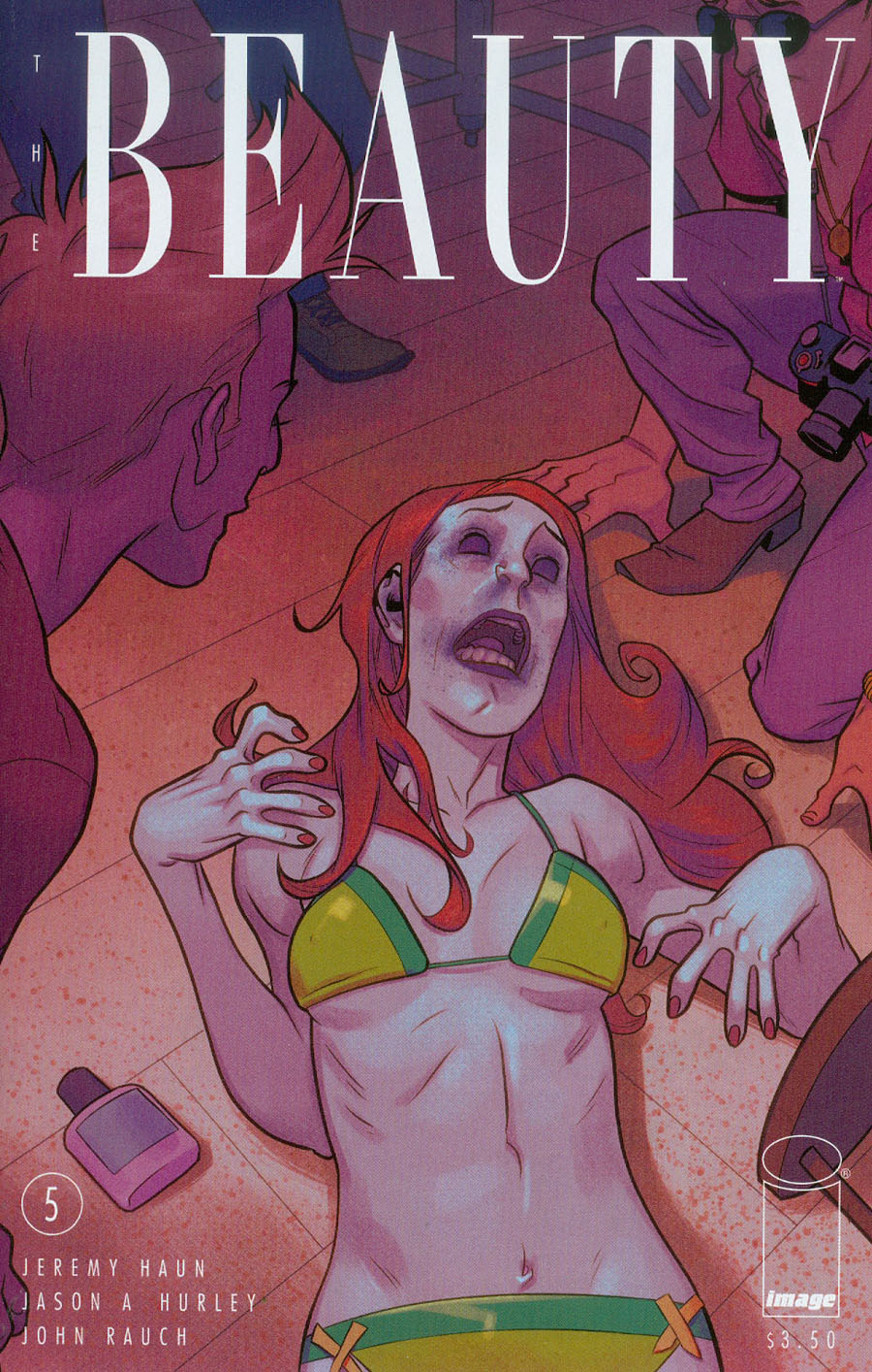 Beauty #5 Cover C Mike Tisserand